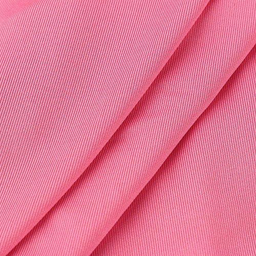 Largos Largo Falda Noche Playa Verano Casual Damark Vestidos Mujer 8 Rosa Noche Maxi Elegante de Vestido TM Boda Maxi de Playa Mujer Fiesta Vestido Mujer Verano Sundress Boho qSvE0w8vB
