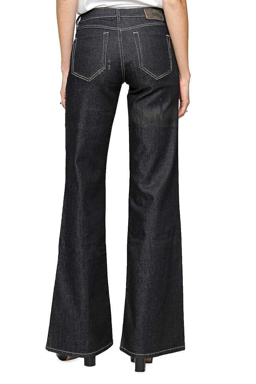 Regular Jeans Donna FLARICHE 8AA Stretch Bootcut Diesel
