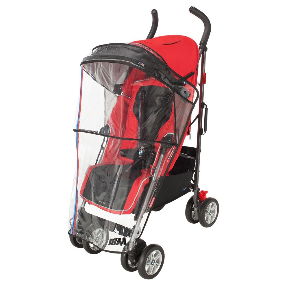 Maclaren BMW-M Stroller, Crimson