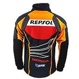 Honda Repsol Moto GP Team Gas Soft Shell Jacket