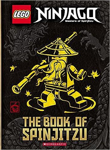 The Book of Spinjitzu (Lego Ninjago): Amazon.es: Ameet ...