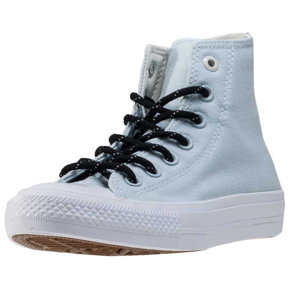 POLAR blueE BUFF WHITE Converse Women's Chuck Taylor All Star II Hi Casual Sneakers from Finish Line