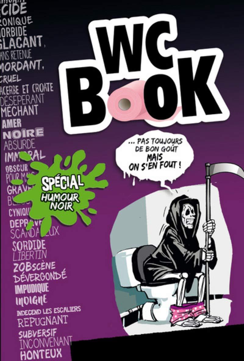Wc Book spécial humour noir (n…