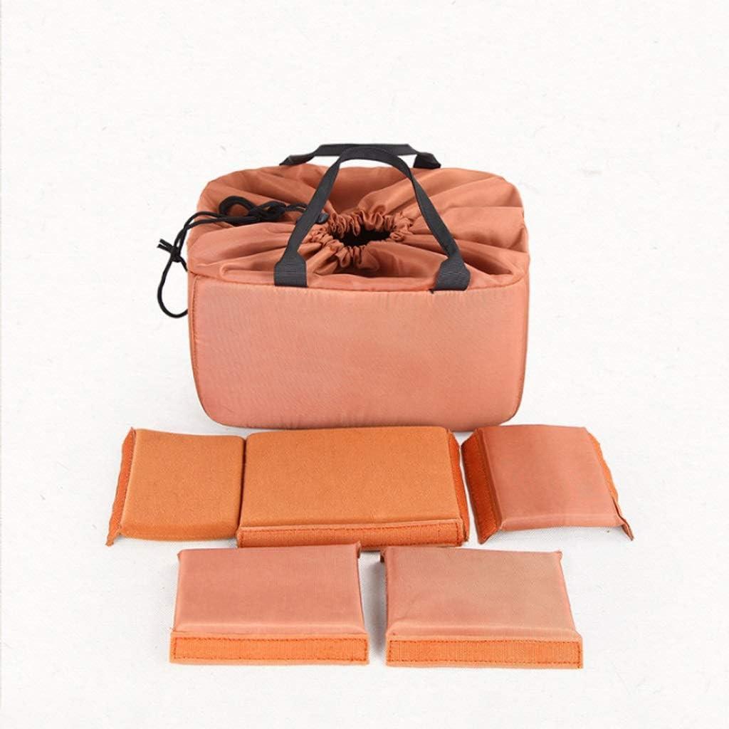 SLR Camera Bag Shoulder Outdoor Digital SLR Camera Bag Waterproof Canvas Men and Women Backpack Color : Gray