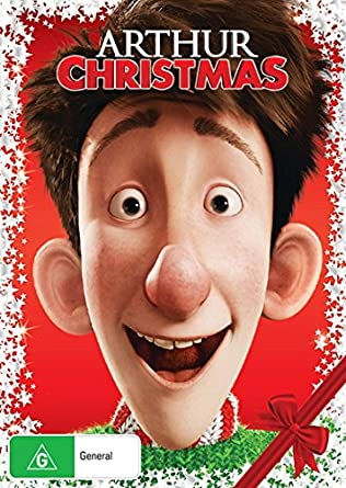 Amazon.com Arthur Christmas Sarah Smith Movies \u0026 TV