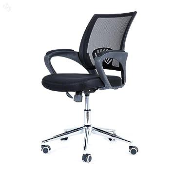 Royal Oak Berry Computer Chair (Black)