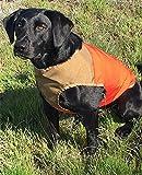 Orvis Cuga Dog Vest, Tan/Blaze, Xs/S
