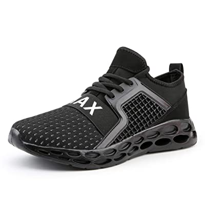 COSIDRAM Fashion Men Sneakers Casual Sports Running Shoes Summer Comfortable Breathable Black Blue Mesh Soft Outdoor Walking Shoes for Male Boys Light Chaussures | Fashion Sneakers