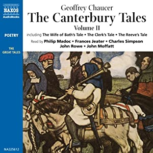 The Canterbury Tales II Audiobook