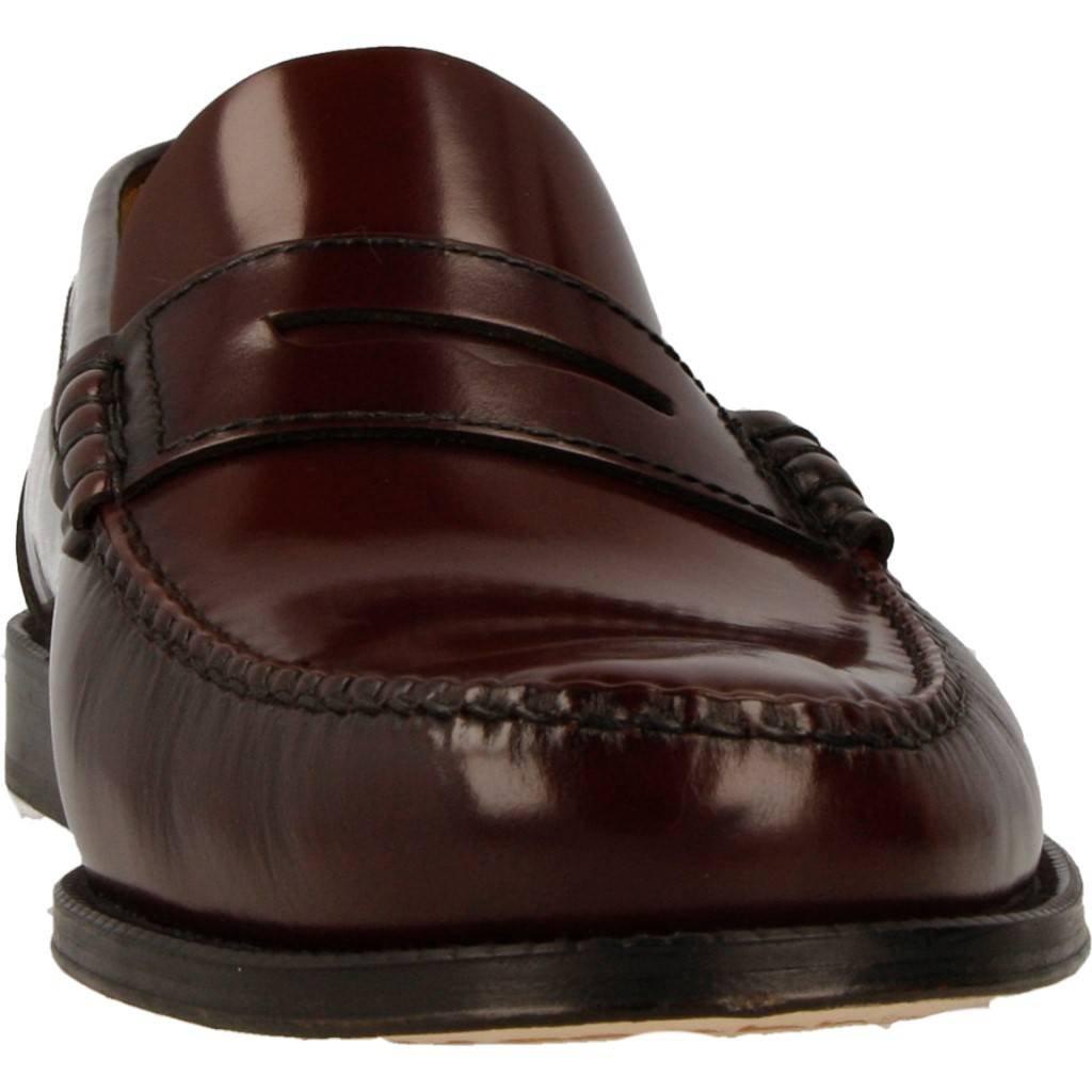 Mocasines para Hombre, Color Rojo, Marca Edwards, Modelo Mocasines para Hombre Edwards Believer Rojo: Amazon.es: Zapatos y complementos
