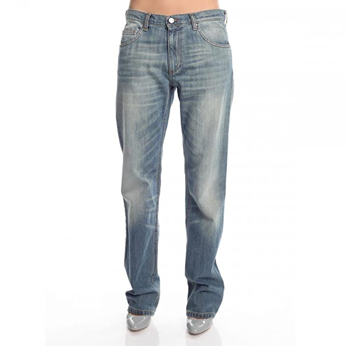 new product 84f00 0644a Versace Jeans Donna Pantaloni EA2GHB0RDEAFR6V: Amazon.it ...