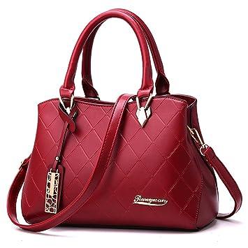 8b4a300c58dc9 (G-AVERIL)Damen Handtaschen Fashion Handtaschen für Frauen PU Leder  Schulter Taschen Messenger