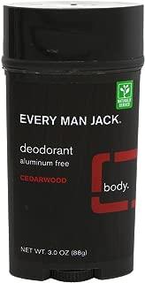 product image for Every Man Jack Deodorant 3oz Cedarwood (6 Pack)