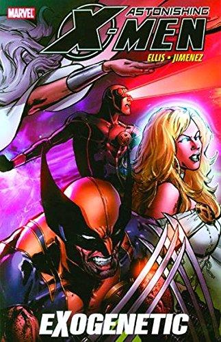 Read Online Astonishing X-Men TP VOL 06 Exogenetic ebook