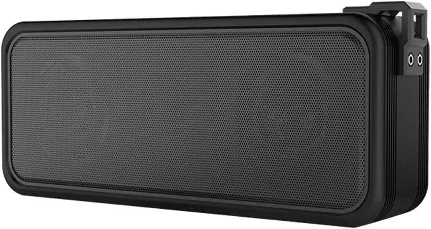 RuleaxAsi X7 Outdoor IPX7 Waterproof Speaker Wireless Bluetooth Speakers TWS Stereo Sound Box 20W Subwoofer Support U Disk AUX IN with Mic Rechargeable Battery