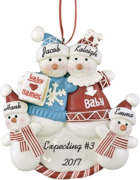 You Can Personalize Boy Baby Bottle Christmas Tree Ornament Holiday Gift
