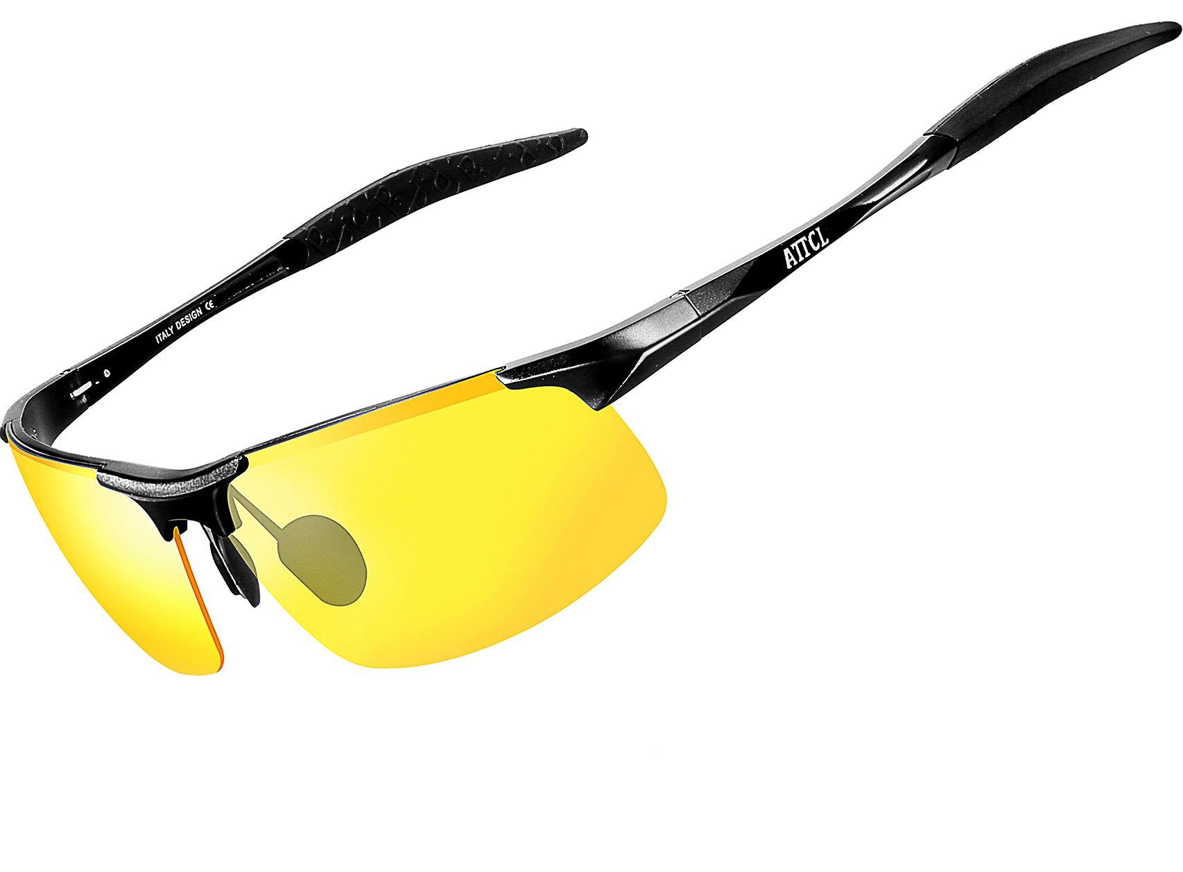 61700875297 ATTCL Men s Sports Fashion Driving Polarized Sunglasses for Men Al-Mg Metal  Frame Ultra Light   Sunglasses   Sports   Outdoors - tibs