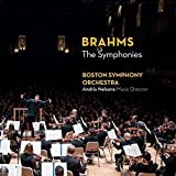 Classical Music : Brahms The Symphonies (3 cd)