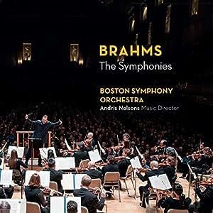 Brahms The Symphonies (3 cd)