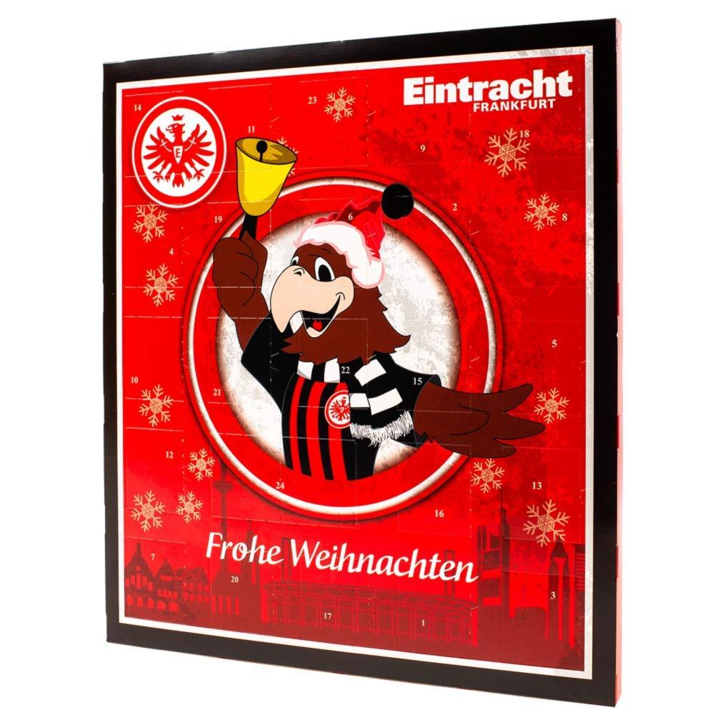 Eintracht Frankfurt Premium Adventskalender 2018 Multi)