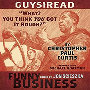 'What? You Think You Got It Rough?' Audiobook