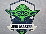 Jedi Knight Star Wars 100% Polyester (FLAT SHEET ONLY) Size Full Boys Girls Kids Bedding
