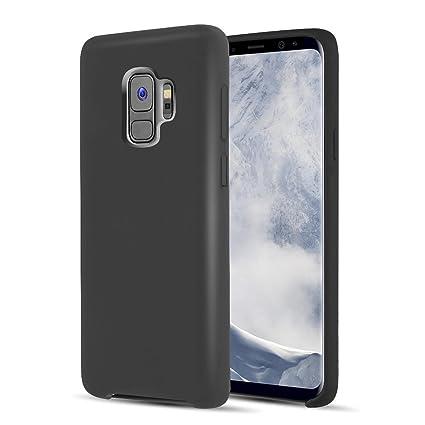 samsung s9 case black gel