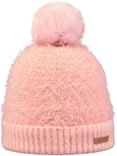 04ca550631 BARTS - Bonnet Pompon Imitation Fourrure Rose Tendre Enfant Fille 3 ...
