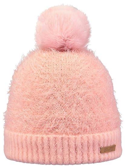 BARTS - Bonnet Miranda Pink - Femme - Taille Unique - Rose  Amazon.fr   Vêtements et accessoires a913591466f