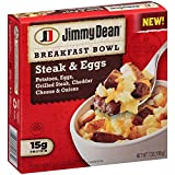 Jimmy Dean Steak and Egg Breakfast Bowl, 7 Ounce