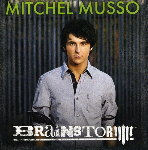 CD : Mitchel Musso - Brainstorm (Canada - Import)