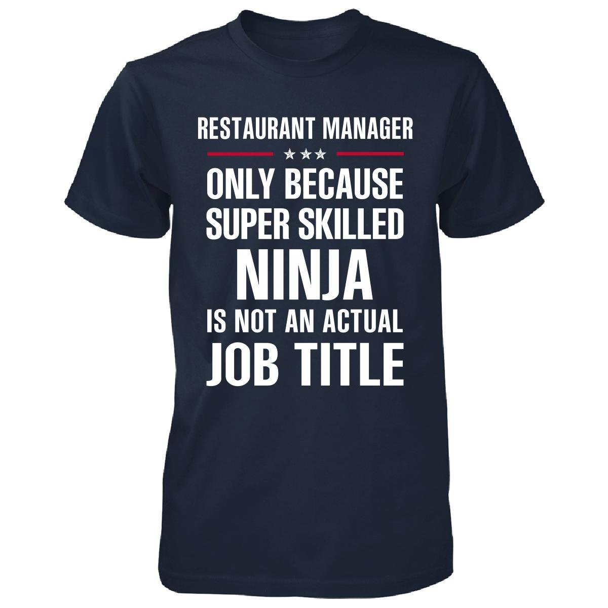 Amazon.com: Best Gift For A Super Skilled Ninja Restaurant ...
