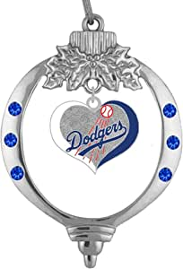 Amazon.com : Final Touch Gifts Los Angeles Dodgers ...