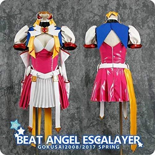 コスプレ衣装◆超昂天使エスカレイヤー/エスカレイヤー/アリスソフト/エナメル版