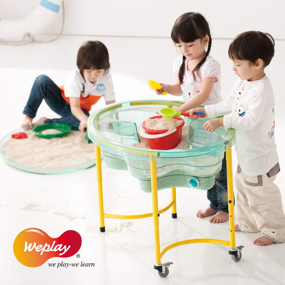 Weplay Sand and Water Table, Clear by Weplay (Image #2)