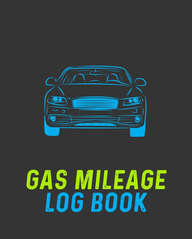 amazon gas mileage log book vehicle mileage gas expense tracker