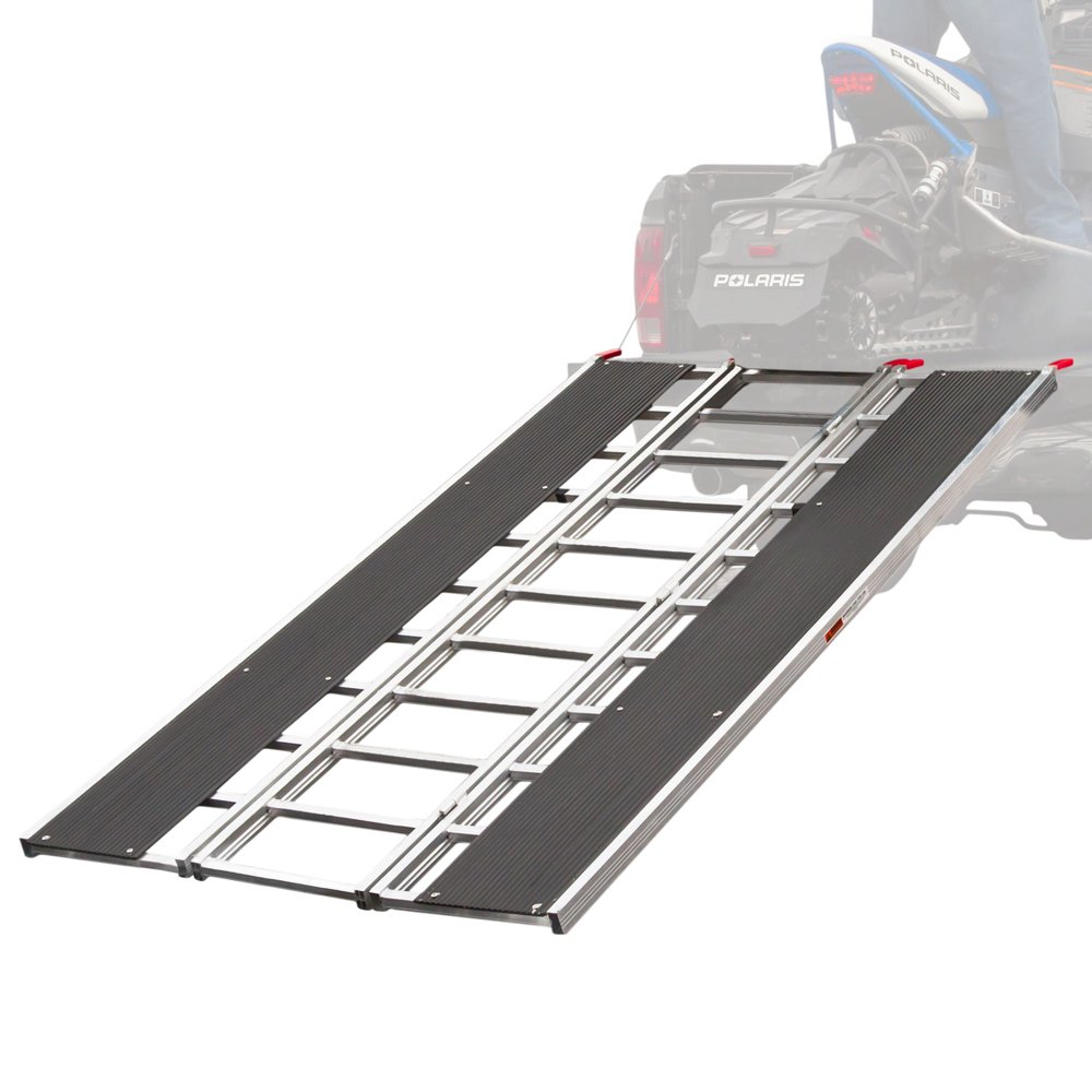 Black Ice SNO-9454-HDXW Snowmobile Loading Ramp by Black Ice