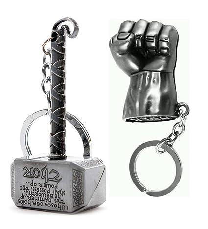 SOI Thor Hulk S Key Chain