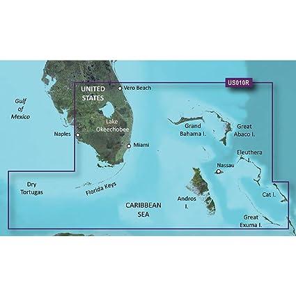 Amazon Com Garmin G2 Vsn Hd Sd Vus010r Southeast Florida Garmin