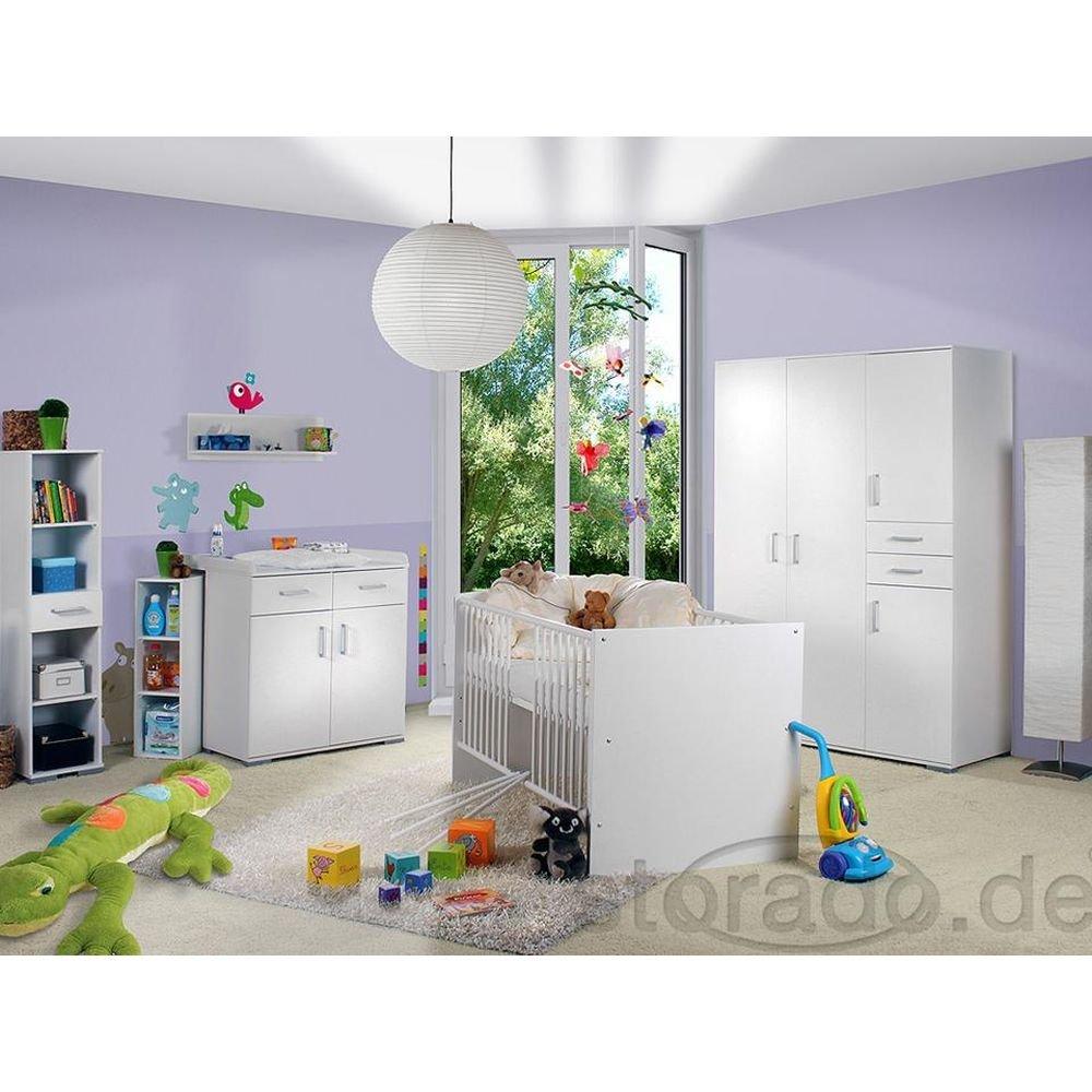 Babyzimmer weiß  Babyzimmer Isabel Weiss/Weiss 8tlg.: Amazon.de: Küche & Haushalt
