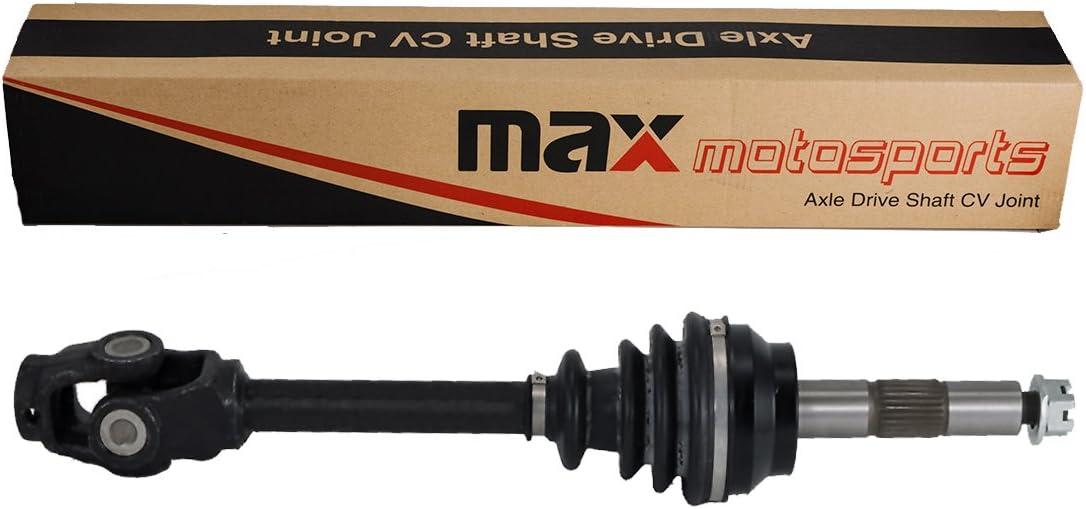 Right Axle Drive Shaft CV Joint for Polaris Scrambler Sportsman Xplorer 400 500 Max Motosports Front Left