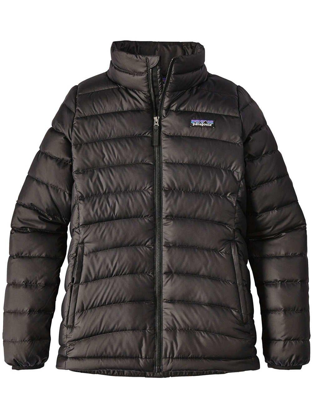 Patagonia G Down Sweater Jacket Black Girls XS by Patagonia