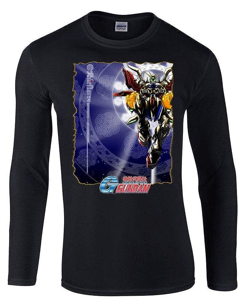 Mobile Fighter G Gundam Anime Unisex Long Sleeve-Shirt