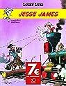 Lucky Luke, tome 4 : Jesse James par Morris