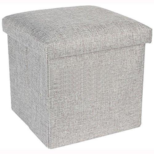 geartist-goo1-linen-folding-organizer-storage-ottoman-bench-footrest-stool-coffee-table-cube-camping