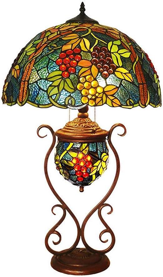 Dream Edge Lámparas Tiffany, 17 Pulgadas de América lámpara ...