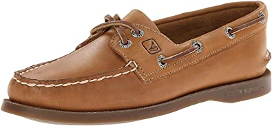 Eye Boat Shoe 6 Brown