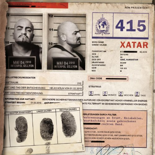 Xatar 415 (cd, album) | discogs.