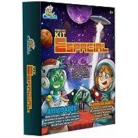 Hora Da Ciencia - Primeiro Kit Espacial, Dican, Colorido