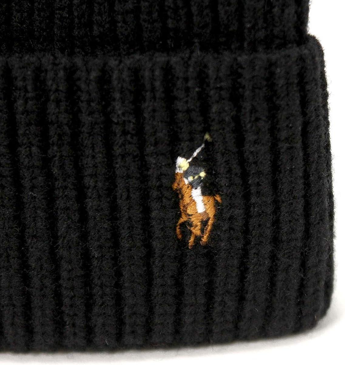 Polo Ralph Lauren Men`s Merino Wool Watch Cap at  Men's Clothing store: Skull Caps
